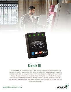 Kiosk III (IDVK- XXXXXXAA- ZZ) - Home - Knowledge Base - IDTECH
